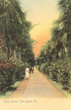 Ocean Avenue, Palm Beach, Florida