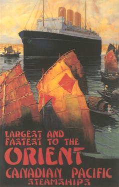 Ocean Liner to Far East