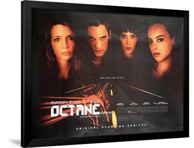 Octane--Framed Original Poster