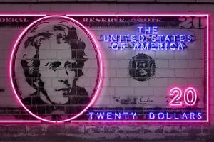 20 Dollars by Octavian Mielu