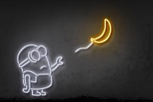 Banana by Octavian Mielu