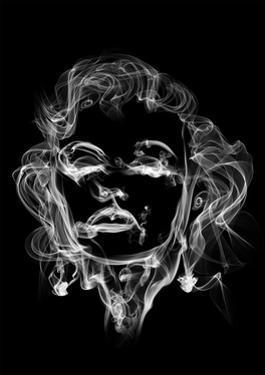 Marilyn Monroe 2 by Octavian Mielu