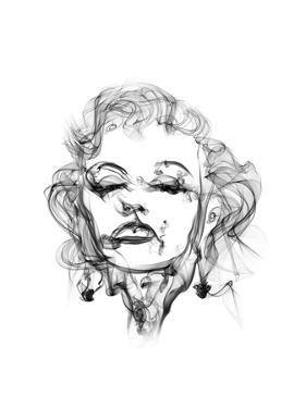 Marilyn Monroe by Octavian Mielu