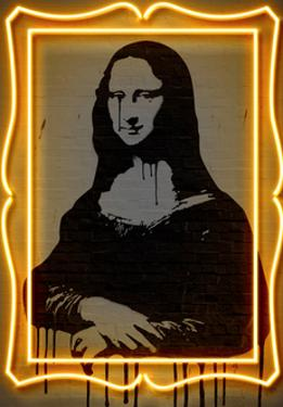 Mona Lisa by Octavian Mielu