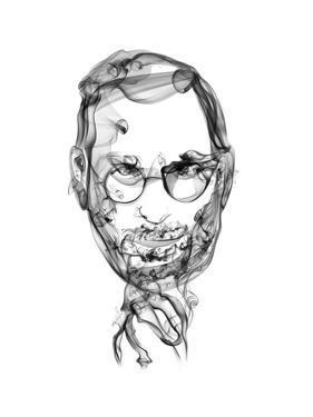 Steve Jobs by Octavian Mielu