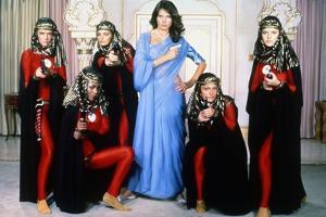 OCTOPUSSY, 1983 directed by JOHN GLEN Maud Adams (photo)