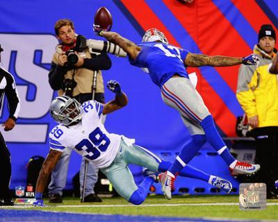 Odell Beckham 2014 Action