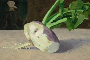 A Celery Root by Odilon Redon