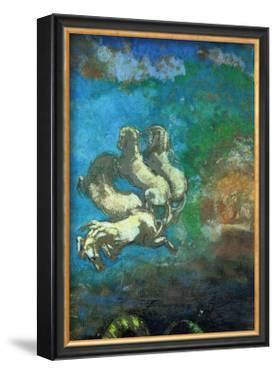 Apollo's Chariot by Odilon Redon
