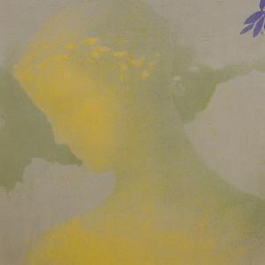 Beatrice, 1896-1897 by Odilon Redon