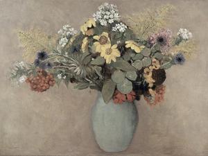 Flower Still Life No.2 by Odilon Redon