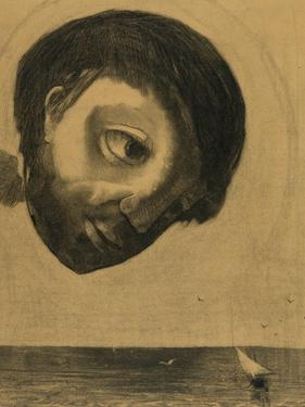 Guardian Spirit of the Waters, 1878 by Odilon Redon
