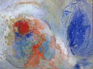 Night and Day, 1908-1911 by Odilon Redon