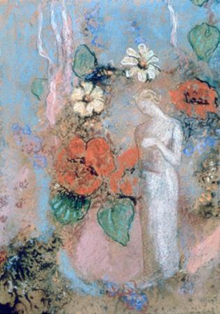 Pandora, C1860-1916 by Odilon Redon
