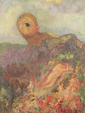 The Cyclops, circa 1914 by Odilon Redon