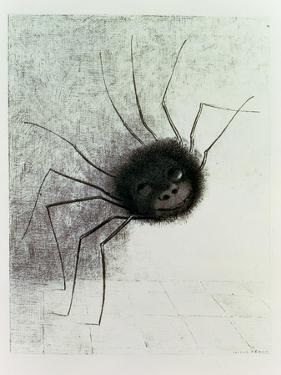 The Laughing Spider, C.1881 by Odilon Redon