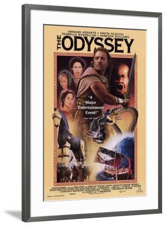 Odyssey, The (TV)--Framed Poster