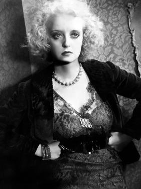 Of Human Bondage, Bette Davis, 1934