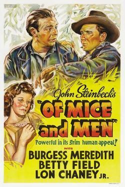 Of Mice and Men, 1939