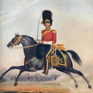 Officer of the 2nd (R. N. Brit.) Dragoons, C1833. (1914)