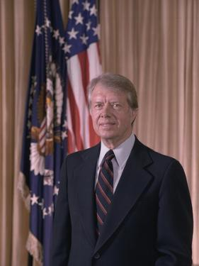 Official Portrait of President Jimmy Carter, Ca. 1977-1980