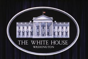 Official White House Sign