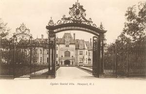 Ogden Goelet Villa, Newport, Rhode Island