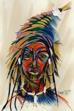 Am I an Aborigin 1, 2008