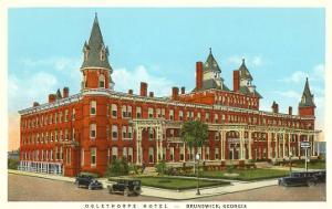 Oglethorpe Hotel, Brunswick, Georgia