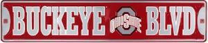 OH State Buckeye Blvd
