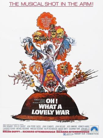 Oh! What a Lovely War, 1969, Directed by Richard Attenborough