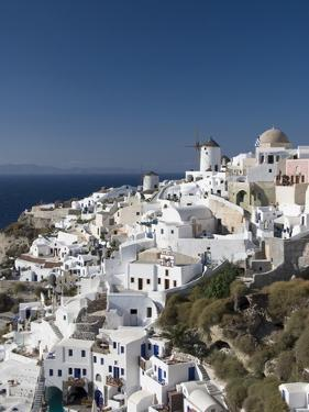 Oia, Santorini, Cyclades, Greek Islands, Greece, Europe