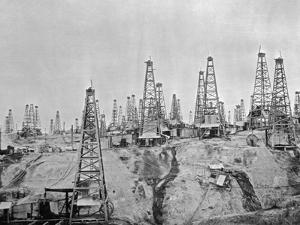 Oil Fields in Burma