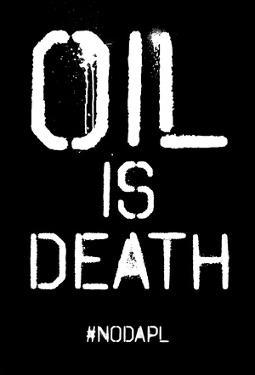 Oil Is Death