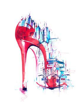 Fashion and City by okalinichenko