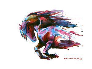 Horse by okalinichenko