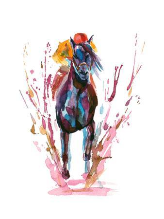 Horseman by okalinichenko