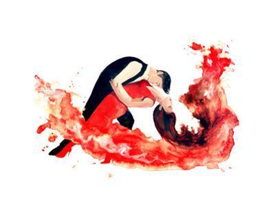 Hot Dance (Series U) by okalinichenko