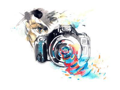 Photo Camera by okalinichenko