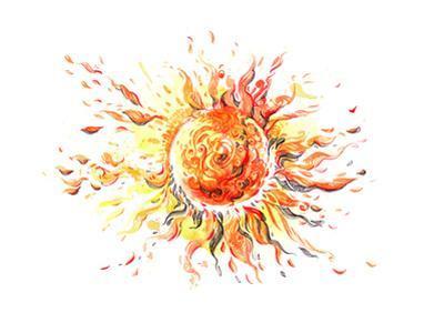 Sun by okalinichenko