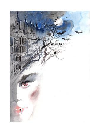 Vampire by okalinichenko