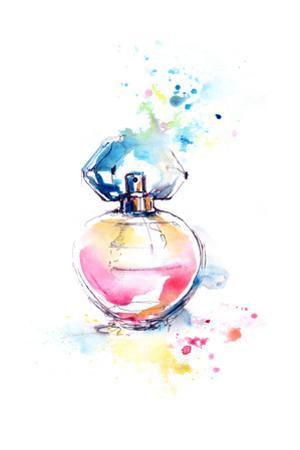 Women's Perfume by okalinichenko