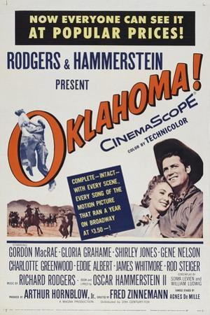 Oklahoma!, 1955, Directed by Fred Zinnemann