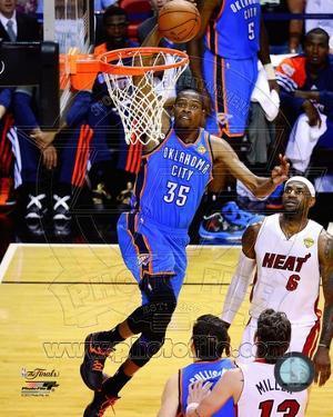 Oklahoma City Thunder - Kevin Durant Photo
