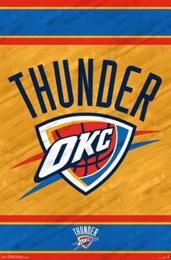 Oklahoma City Thunder - Logo 14