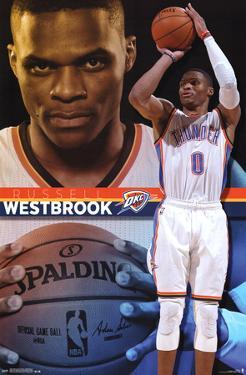 Oklahoma City Thunder- Russell Westbrook 2015