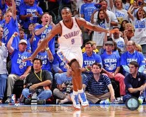 Oklahoma City Thunder - Serge Ibaka Photo