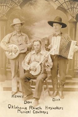 Oklahoma Ranch Haymakers