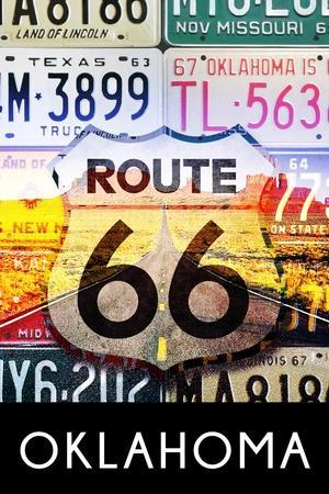 https://imgc.allpostersimages.com/img/posters/oklahoma-route-66-license-plates_u-L-Q1GQLS80.jpg?p=0
