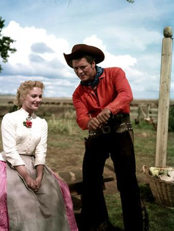 Oklahoma, Shirley Jones, Gordon MacRae, 1955
